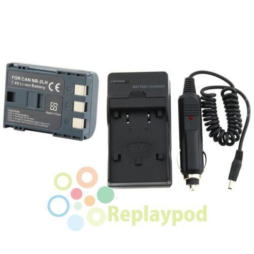 Canon Eos Rebel Xt Battery Charger Ebay