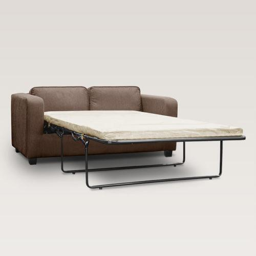 Double sofa bed metal action ebay for Double bed and sofa set