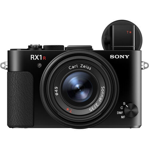 Sony Cyber-shot DSC-RX1R II Mark II 42.4MP Full-frame Wi-Fi Ready Digital Camera