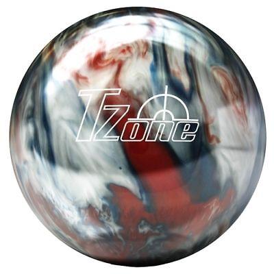 10lb Brunswick T-Zone Patriot Blaze Bowling Ball