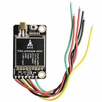 AKK FX2-ultimate-mini(US Version) Smart Audio Support OSD Long Range FPV VTX