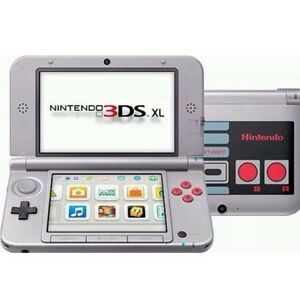 Limited Edition NES 3DS XL - New Price!