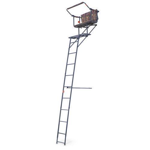 Tree Stand Hunting Climbing Lone Wolf Millennium Ebay