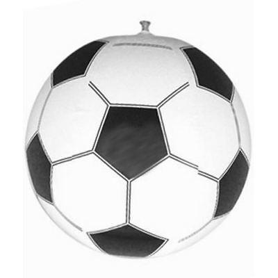 Groß Zum Aufblasen Strand Ball Aufblasbar Fußball Party Schwimmbad