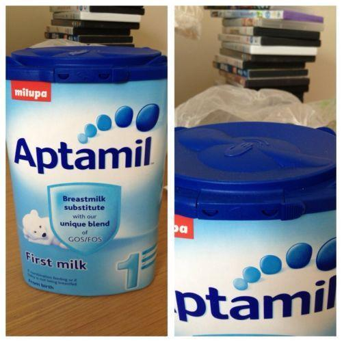 Aptamil Baby Formula milk Review|| How to Prepare a Bottle ...