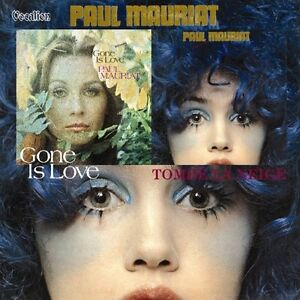 Paul-Mauriat-His-Orchestra-Gone-is-Love-Tombe-La-Neige-1970s-easy-CD