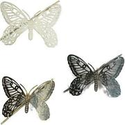 Butterfly Tie Backs