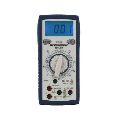 Bk Precision 2706b Tool Kit Manual Ranging Digital Multimeter
