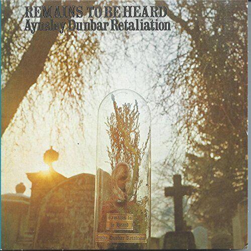 Aynsley Dunbar Retaliation LP Vinyl Remains to be Heard inc Invitation To A Lady