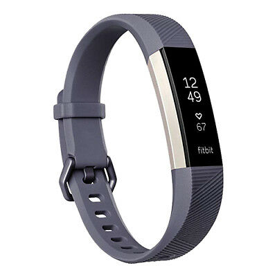 Fitbit Alta HR Activity Tracker Wristband With Heart Rate La