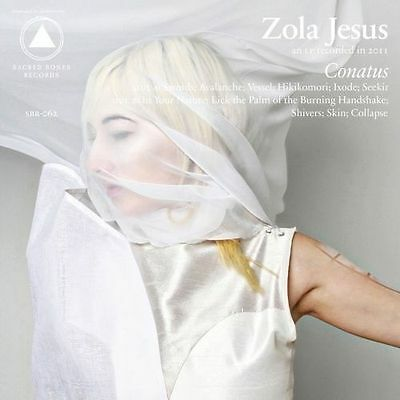 Zola Jesus   Conatus Lp   Sealed New Copy   Great Album M83