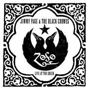 Jimmy Page Black Crowes