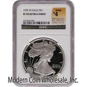 1995 w Silver Eagle