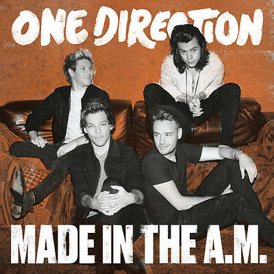 One Direction   Made In The A M   New Vinyl  Digital Download