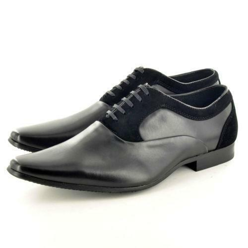 mens formal pointed shoes ebay