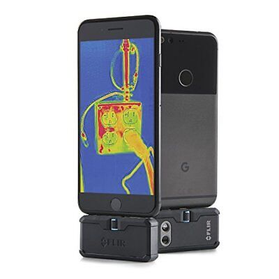 Flir One Pro Thermal Imaging Camera Attachment Android 435-0007-02 New Usb-c