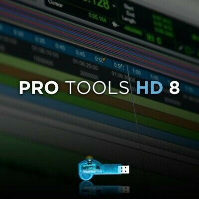 Digidesign/Avid Pro Tools HD 8 (iLok Transfer) segunda mano  Embacar hacia Argentina
