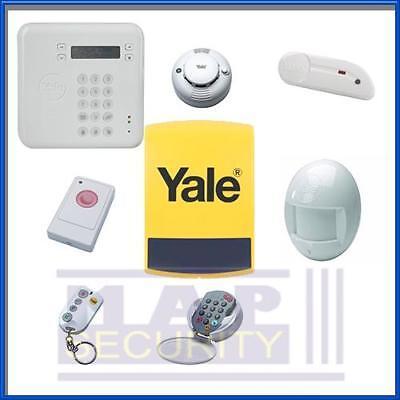 BRAND NEW RRP £179.99 YES-ALARMKIT Yale HSA Essentials Alarm Kit