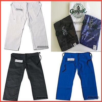 New Proforce Gladiator Jiu Jitsu Judo Uniform Gi Pants Grappling  Free Shipping