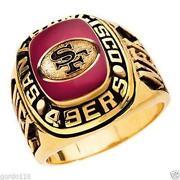 49ers Super Bowl Ring