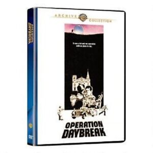 OPERATION DAYBREAK. Timothy Bottoms, Martin Shaw (1976). Region free. New DVD.