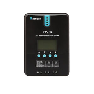 Rover 20 Amp MPPT Solar Charge Controller