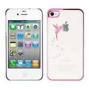 iPhone 4 Hülle Hard Case Pink