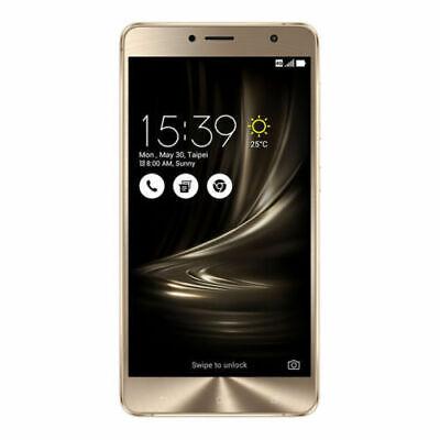 "Asus Zenfone 3 Deluxe ZS550KL 64GB Gold Dual 4GB RAM 5.5"" Android Phone By FedEx comprar usado  Enviando para Brazil"