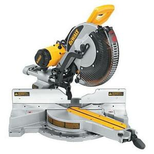 dewalt miter saw ebay. Black Bedroom Furniture Sets. Home Design Ideas