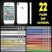 iPhone 4 Folie Weiss
