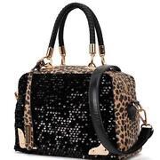 Handtasche Leopard