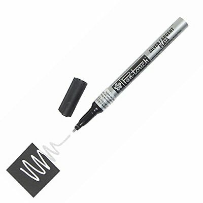 Sakura Pen Touch Silver Paint Marker Fine Point 1.0mm 41302
