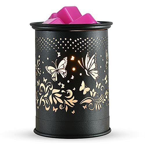 kobodon Metal Wax Warmer Candle Wax Burner, Electirc Candle Melter and Scentsy W