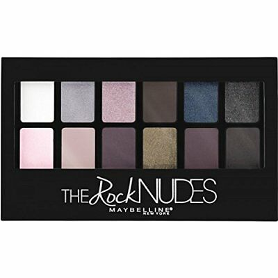 Maybelline The Rock Nudes Eyeshadow Palette (742)
