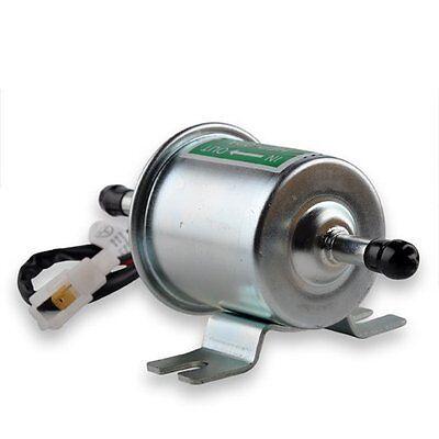 12V Universal Elektrische Baumaschine HEP-02A Kraftstoffpumpe Diesel Benzinpumpe