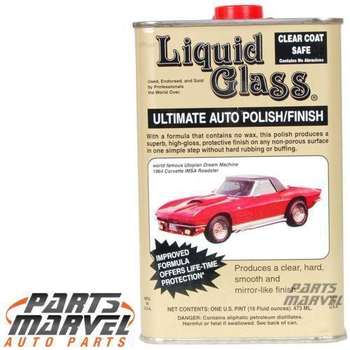 Ceramic Car Wax >> Liquid Glass Polish: Other Automotive Care Supplies | eBay