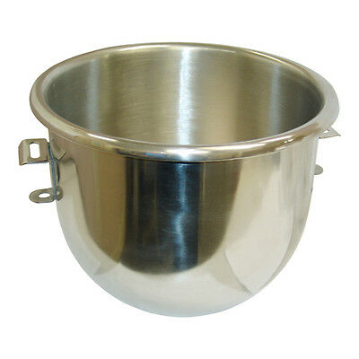 Mixing Bowl Fits Hobart A-120 A-120t 20 Qt Stainless Steel 321866