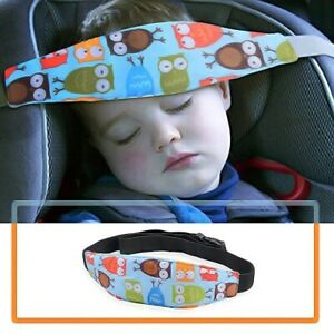 Car seat head supports