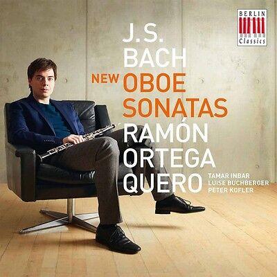J.S. Bach / Quero / Inbar / Buchberger / Kofler - New Oboe Sonatas [New CD]