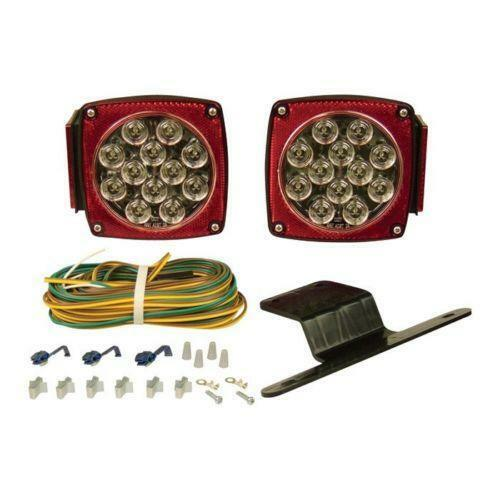 Trailer lights ebay enclosed trailer lights sciox Choice Image