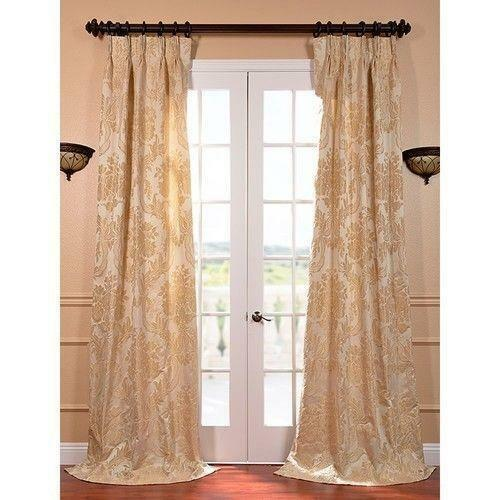 French Pleat Curtains Ebay