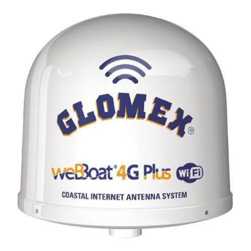 Glomex Webboat PLUS antenne 4G WiFi