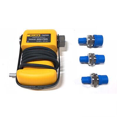 Fluke 750p29 High-pressure Module 3000 Psi 200 Bar 20 Mpa