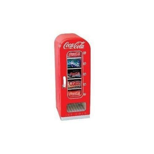 Mini Coca Cola Machine Ebay