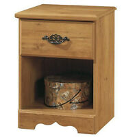 NEW IN BOX - South Shore Collection, Night Table with open case