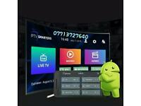 VISION HD RECORDABLE TV BOX , 3000+ CHANNEL'S, TV GUIDE, 7 DAY TV CATCHUP & VOD