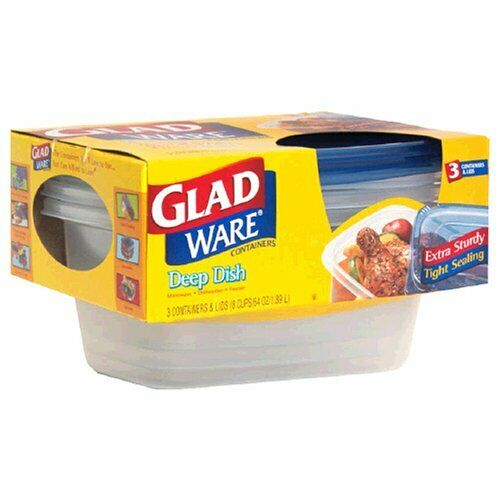 ware deep dish containers with lids 8