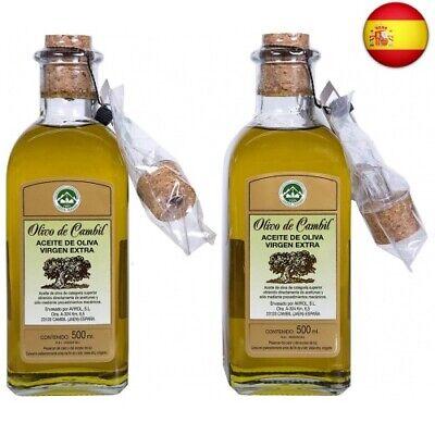 Olivo de Cambil - Aceite de Oliva Virgen Extra (AOVE) - Variedad...