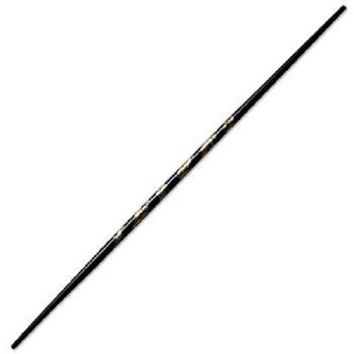 BLACK Dragon Competition Bo Staff Martial Arts Weapon Lightweight Karate 60""