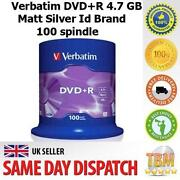 Verbatim DVD-R 100